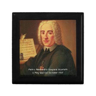 Pietro Alessandro Gaspare Scarlatti Gift Box