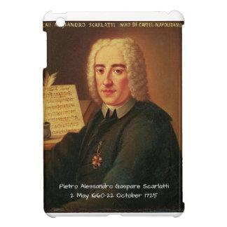 Pietro Alessandro Gaspare Scarlatti iPad Mini Cover