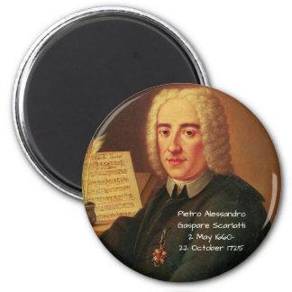 Pietro Alessandro Gaspare Scarlatti Magnet