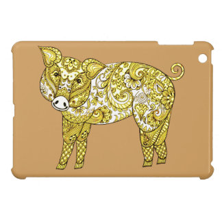 Pig 2 iPad mini cover