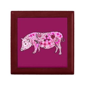 Pig 3 gift box