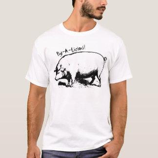 Pig-A-Licious BBQ TShirt