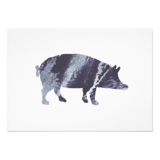 Pig art art photo