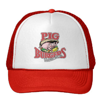 PIG BURGERS - EVERYBODY WANTS SOME!!! CAP