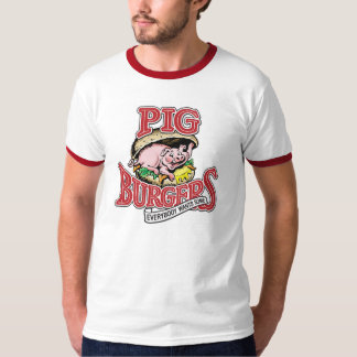 PIG BURGERS - EVERYBODY WANTS SOME!!! T-Shirt
