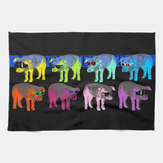 Pig Chinese New Year 2019 Pop H Kitchen Towel