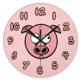 Pig Clock