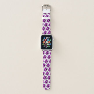 Pig Face Doodle Apple Watch Band
