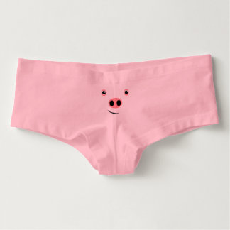 Pig Faced Hot Shorts