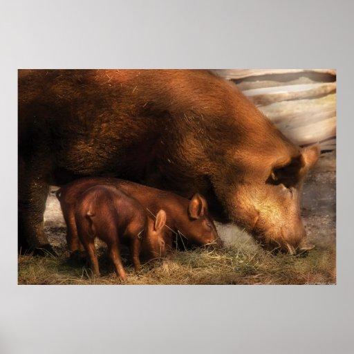 Pig - Family Bonds Poster