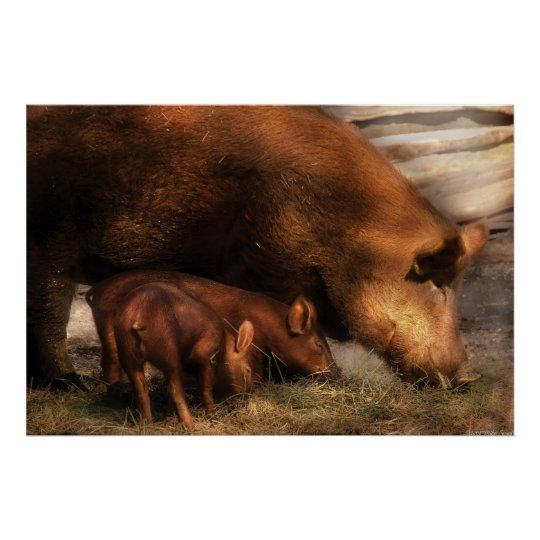 Pig - Family Bonds Poster