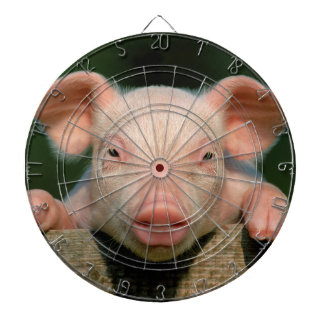 Pig farm - pig face dartboard