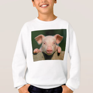 Pig farm - pig face sweatshirt