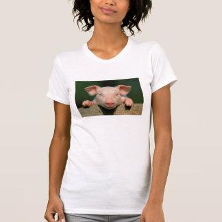 Pig farm - pig face T-Shirt