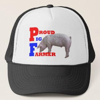 Pig Farmer Trucker Hat