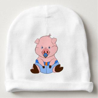 Pig In A Diaper Baby Beanie
