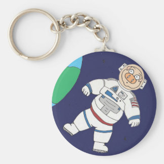 Pig In Space Keychains