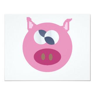 Pig Invitation