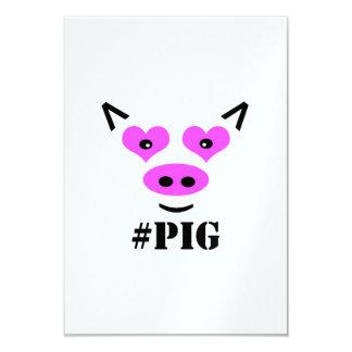 #Pig Invite