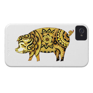 Pig iPhone 4 Cover