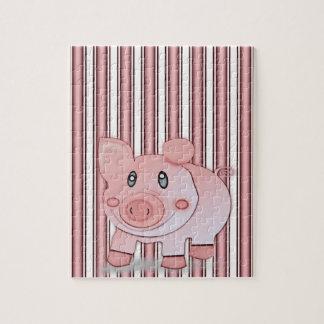 Pig Jigsaw Puzzle