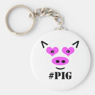 #Pig Keychains