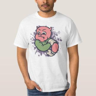 pig-mad-splat-T T-Shirt