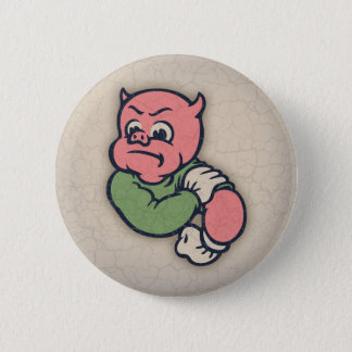 pig-mad-TIL 6 Cm Round Badge