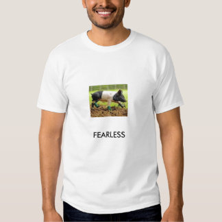 pig n boots, FEARLESS Shirts