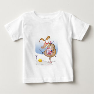 pig out breakfast, tony fernandes baby T-Shirt