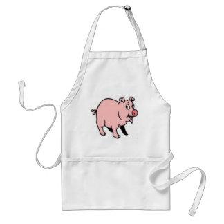 pig pig standard apron