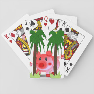 Pig Playing Card Deck