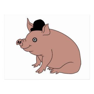 pig postcards