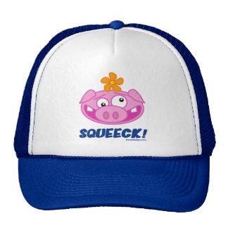 Pig Squeeck Cap