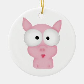 Pig Stye Ornament