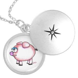Pig Style Pig Locket