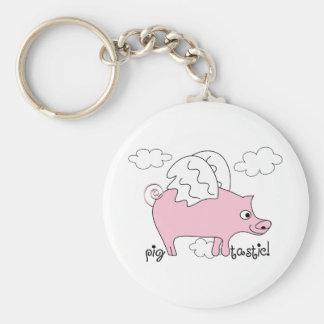 Pig Tastie! Key Chain