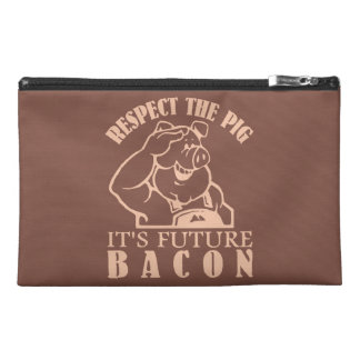PIG TO BACON custom color accessory bags
