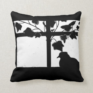 Pigeon at Rest Cushion