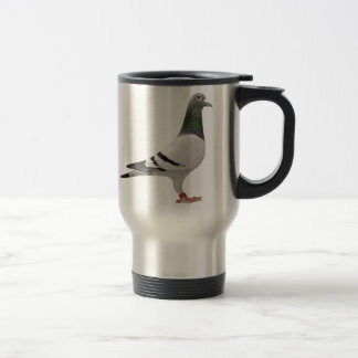pigeon design travel mug