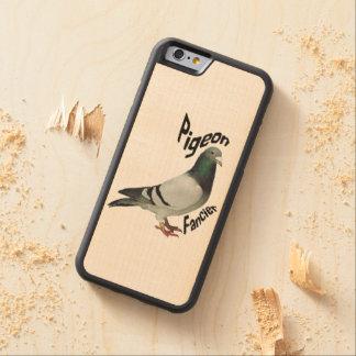 Pigeon Fancier Wood Phone Case