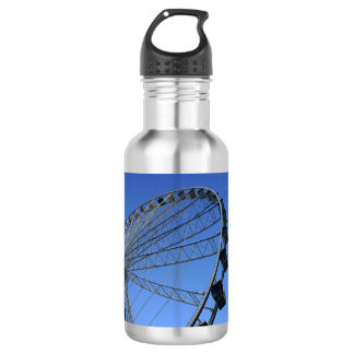 Pigeon Forge Wheel 532 Ml Water Bottle