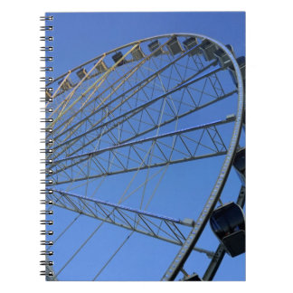 Pigeon Forge Wheel Notebook