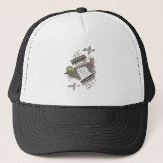 Pigeon Plane Baseball Cap