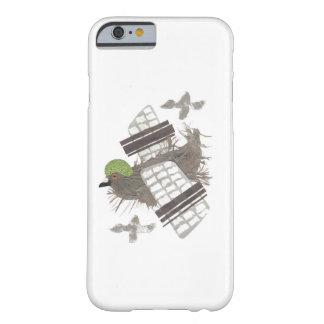 Pigeon Plane I-Phone 6 Case