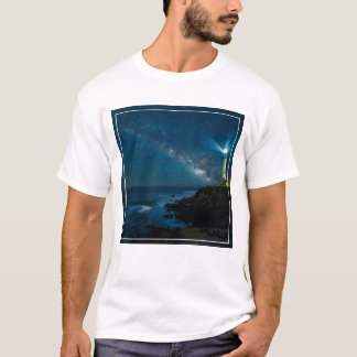 Pigeon Point Light Station, Ca T-Shirt