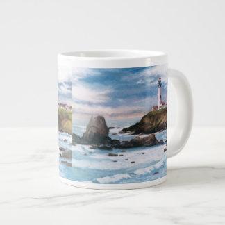 Pigeon Point Lighthouse Jumbo Mug