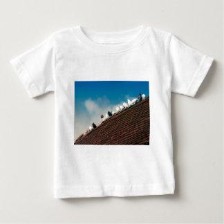 Pigeons Baby T-Shirt