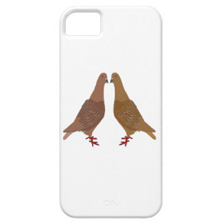 Pigeons iPhone 5 Case