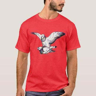Pigeons Mating T-Shirt